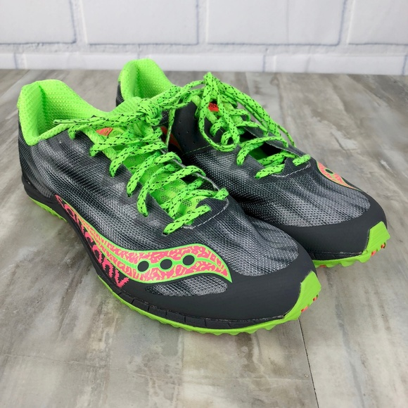 Saucony Kilkenny Spike Kleats Cross Country Shoes